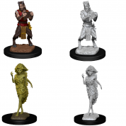 D&D Nolzur's Marvelous Miniatures - Satyr & Dryad (6 Units)