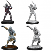 D&D Nolzur's Marvelous Miniatures - Wight & Ghast (6 Units)