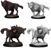 D&D Nolzur's Marvelous Miniatures - Death Dog (6 Units)