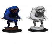 D&D Nolzur's Marvelous Miniatures - Blue Slaad (6 Units)