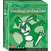 Killer Bunnies Quest Green Booster - EN