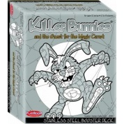 Killer Bunnies Quest Stainless Steel Booster - EN