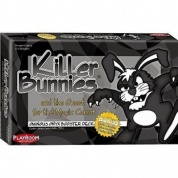 Killer Bunnies Quest Ominous Onyx Booster - EN