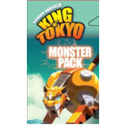 King of Tokyo Monsterpack: Cybertooth - DE