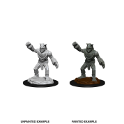 D&D Nolzur's Marvelous Miniatures - Stone Golem (6 Units)