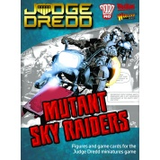 Judge Dredd: Mutant Sky Raiders - EN