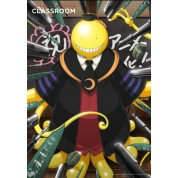 Assassination Classroom Wallscroll XL - Koro