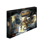 Dwarf board game - DE/ES
