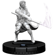 Marvel HeroClix Deep Cuts Unpainted Miniatures: Gambit (4 Units) - EN