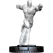 Marvel HeroClix Deep Cuts Unpainted Miniatures: Colossus (4 Units) - EN