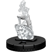 Marvel HeroClix Deep Cuts Unpainted Miniatures: Iceman (4 Units) - EN
