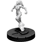 Marvel HeroClix Deep Cuts Unpainted Miniatures: Danger (4 Units) - EN