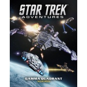 Star Trek: Adventures - Gamma Quadrant sourcebook - EN