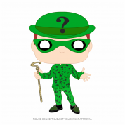 Funko POP! Batman Forever - Riddler Vinyl Figure 10cm