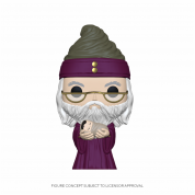 Funko POP! HP- Dumbledore w/Baby Harry Vinyl Figure 10cm