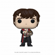 Funko POP! HP- Neville w/Monster Book Vinyl Figure 10cm