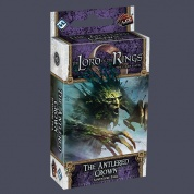 FFG - Lord of the Rings LCG: The Antlered Crown Adventure Pack - EN