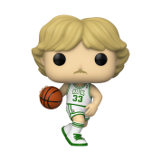 Funko POP! NBA Legends - Larry Bird (Celtics home) Vinyl Figure 10cm