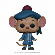 Funko POP! Great Mouse Detective- Olivia Vinyl Figure 10cm