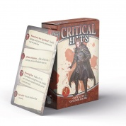Critical Hits Deck for GMs - EN