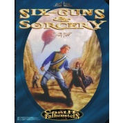 Castle Falkenstein: Six Guns and Sorcery - EN