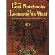 Castle Falkenstein: Notebooks of Leonardo DaVinci - EN