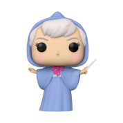 Funko POP! Cinderella - Fairy Godmother Vinyl Figure 10cm