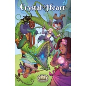 Crystal Heart RPG (Savage Worlds) Setting Book - EN
