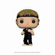 Funko POP! Cobra Kai - Johnny Lawrence Vinyl Figure 10cm