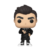 Funko POP! Schitt's Creek - David Vinyl Figure 10cm