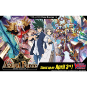 Cardfight!! Vanguard V - The Astral Force Booster Display (12 Packs) - EN