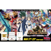 Cardfight!! Vanguard V - The Astral Force Sneak Preview Kit - EN
