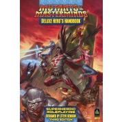 Mutants & Masterminds 3rd Edition: Deluxe Hero's Handbook - EN