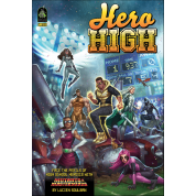 Mutants & Masterminds 3rd Edition: Hero High Sourcebook, Revised Edition - EN