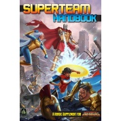 Mutants & Masterminds 3rd Edition: Superteam Handbook - EN