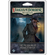 FFG - Barkham Horror: The Meddling of Meowlathotep - EN