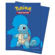 UP - Deck Protector Sleeves - Pokemon - Squirtle (65 Sleeves)