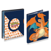 UP - 4-Pocket Portfolio - Pokemon Charizard