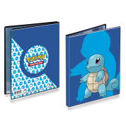 UP - 4-Pocket Portfolio - Pokemon Squirtle
