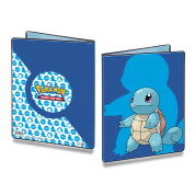 UP - 9-Pocket Portfolio - Pokemon Squirtle