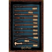 GBeye Maxi Poster - Harry Potter Wands