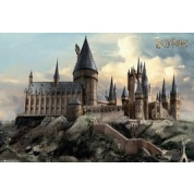GBeye Maxi Poster - Harry Potter Hogwarts Day