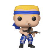 Funko POP!  Contra - Bill Vinyl Figure 10cm