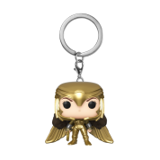 Funko POP! Keychain WW84 Wonder Woman (Gold Wing) Vinyl Figure