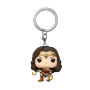 Funko POP! Keychain WW84 Wonder Woman Vinyl Figure