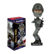 Royal Bobbles - Navy Seal Bobble Head Cold Resin 20cm
