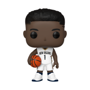 Funko POP! NBA New Orleans Pelicans - Zion Williamson Vinyl Figure 10cm