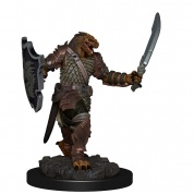 D&D Icons of the Realms Premium Figures: Dragonborn Female Paladin (6 Units)