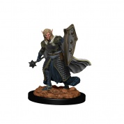 D&D Icons of the Realms Premium Figures: Elf Male Cleric (6 Units)