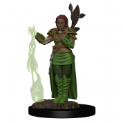 D&D Icons of the Realms Premium Figures: Human Female Druid (6 Units)
